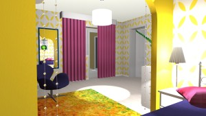 Girl room View6